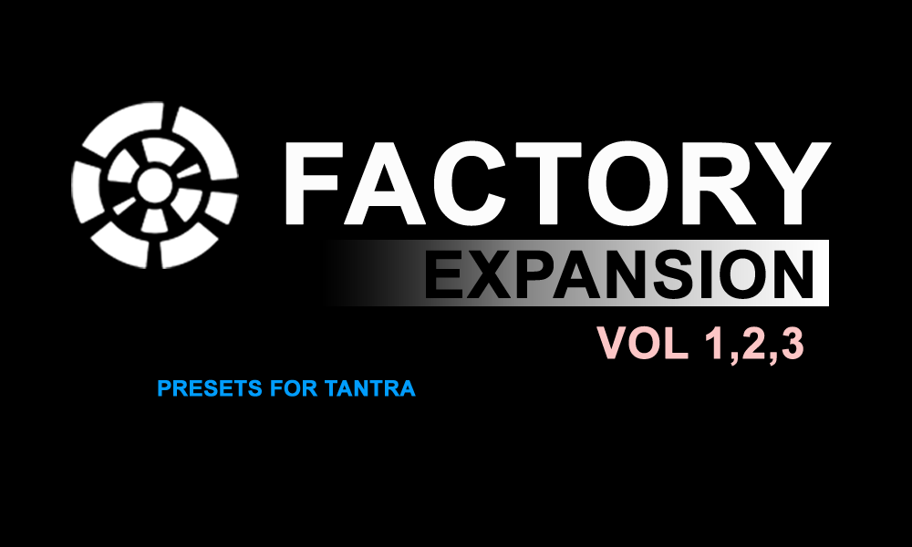 Factory Expansion 1, 2 and 3